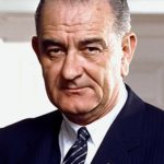 Portrait of President Lyndon B. Johnson