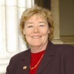 Official Portrait of Zoe Lofgren from the 112th Congress